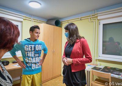 Prireditev ob zaključku celovite energetske prenove stavbe šole in zavoda