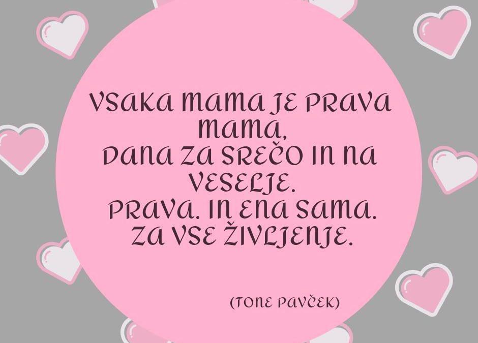 Materinski dan