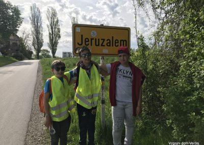 Prvomajski pohod na Jeruzalem